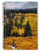 Mountain Meadows Spiral Notebook