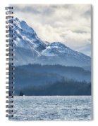 Mountain Mist Spiral Notebook