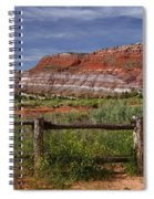 Mountain Of Color Spiral Notebook