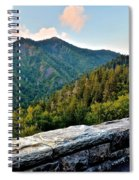 Mountain Overlook Spiral Notebook