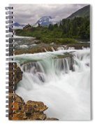 Mountain Paradise Spiral Notebook