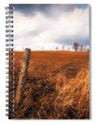 Mountain Pasture Spiral Notebook
