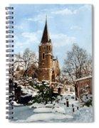 Mountain Sanctuary Spiral Notebook