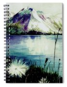 Mountain Serenity Spiral Notebook