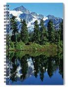Mountain Springtime Spiral Notebook