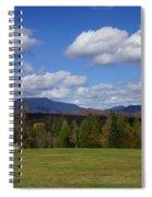 Mountain View Spiral Notebook