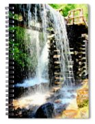Mountain Waters Spiral Notebook