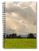 Mountain Weather Spiral Notebook