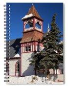 Mountain Worship Spiral Notebook