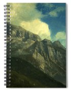 Mountains Spiral Notebook