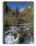 Mountains Co Maroon Creek 1 Spiral Notebook