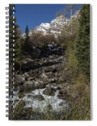 Mountains Co Maroon Creek 2 Spiral Notebook