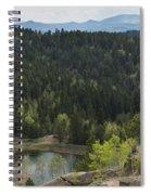 Mountains Co Mueller Sp 15 Spiral Notebook