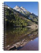 Mountains Co Pyramid 1 Spiral Notebook