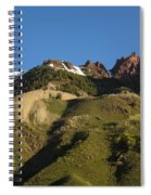 Mountains Co Sievers 1 Spiral Notebook