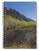 Mountains Co Sievers 3 Spiral Notebook