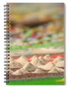 Mountains Of The Mind Spiral Notebook