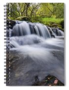 Mountian Water Spiral Notebook