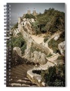 Mourish Castle Spiral Notebook