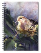 Patience Is A Virtue Spiral Notebook