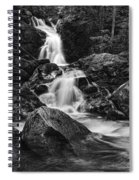 Mouse Creek Falls Spiral Notebook