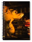 Mouse In The Attic Spiral Notebook