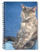 Mousie Spiral Notebook