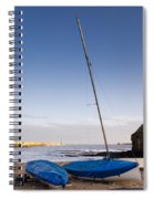 Mouth Of The River Tyne Spiral Notebook