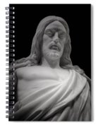 Moved With Compassion Spiral Notebook