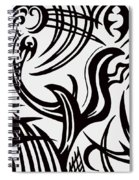 Moves Spiral Notebook