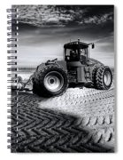 Moving Heaven And Earth Spiral Notebook