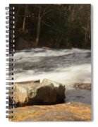 Moving Waters Spiral Notebook