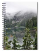 Mowich Lake Spiral Notebook