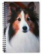Moxie Spiral Notebook