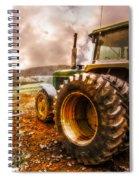Mr. Big Spiral Notebook