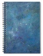 Mr Blue Sky Spiral Notebook