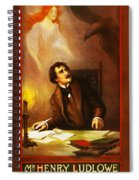 Mr Henry Ludlowe In The Raven Spiral Notebook
