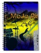 Mr Mojo Risin Spiral Notebook