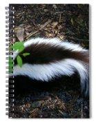 Mr Stinky Spiral Notebook