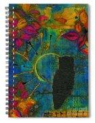Mr Who Spiral Notebook