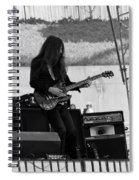 Mrdog # 71 Spiral Notebook