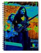 Mrdog #23 In Cosmicolors Spiral Notebook