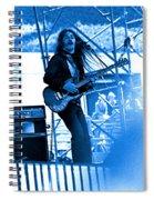 Mrdog #4 In Blue Spiral Notebook