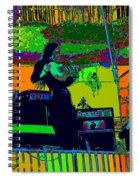 Mrdog #8 In Cosmicolors 2 Spiral Notebook