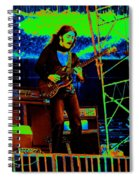 Mrdog #87 In Cosmicolors 1 Spiral Notebook