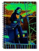 Mrdog #87 In Cosmicolors 2 Spiral Notebook