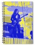 Mrdog #89 Enhanced Rainbowvisions Spiral Notebook