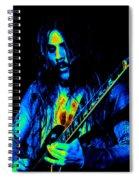 Mrmt #11 Enhanced In Cosmicolors Spiral Notebook