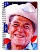 Mr.president 2 Spiral Notebook