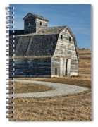 Mrs. Green's Barn Spiral Notebook